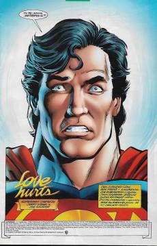 Extrait de Superman Vol.2 (DC comics - 1987) -115- Love hurts