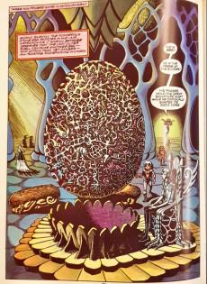 Extrait de ElfQuest (1978) -INT3- Laird of the Bird Spirits