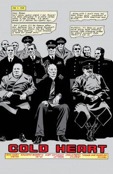 Extrait de JSA Returns: All-American Comics (1999) -1- Cold Heart