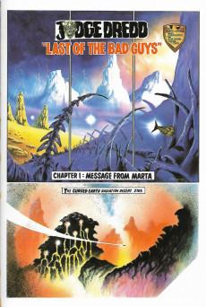Extrait de Judge Dredd's Crime File -1- Volume One
