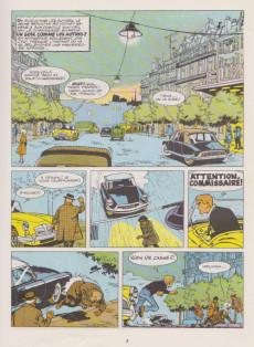 Extrait de Ric Hochet -1d1981- Traquenard au Havre