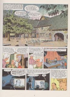 Extrait de Ric Hochet -5d1980- Piège pour Ric Hochet