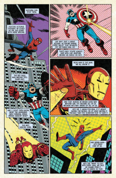 Extrait de Marvels X (Marvel Comics - 2020) -1- Marvels X #1