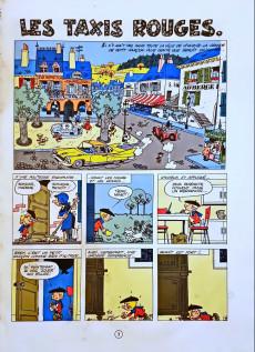 Extrait de Benoît Brisefer -1b1986- Les taxis rouges