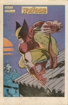 Extrait de Marvel Comics Presents Vol.1 (Marvel Comics - 1988) -1- Issue # 1