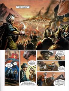 Extrait de Les grands Personnages de l'Histoire en bandes dessinées -35- Soliman le Magnifique