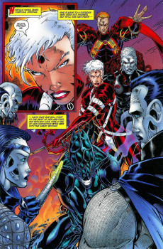 Extrait de Wildcore (DC comics - 1997) -2- WildCORE #2