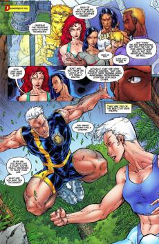 Extrait de Wildcore (DC comics - 1997) -3- WildCORE #3
