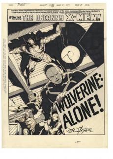 Extrait de John Byrne's X-Men Artifact Edition - John Byrne's X-men Artifact Edition