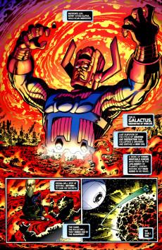 Extrait de JLA/Avengers (2003) -2- The barriers between worlds are crumbling