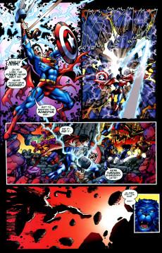 Extrait de JLA/Avengers (2003) -4- His name is Krona...