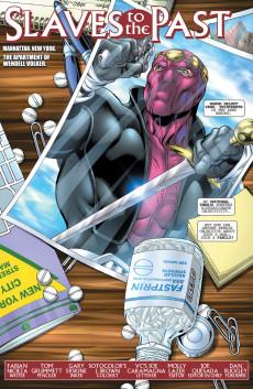 Extrait de Thunderbolts Presents: Zemo - Born Better (Marvel comics - 2007) -1- Issue # 1