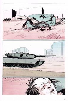 Extrait de No War -4- Tome 4