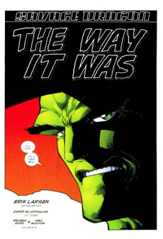 Extrait de Savage Dragon Vol.2 (The) (Image comics - 1993) -0- The Way it was