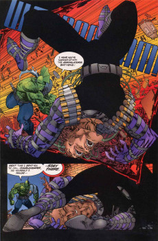 Extrait de Savage Dragon Vol.2 (The) (Image comics - 1993) -5- Issue 5
