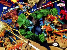 Extrait de Savage Dragon Vol.2 (The) (Image comics - 1993) -6- Sans titre