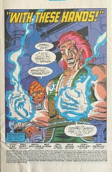 Extrait de Ravage 2099 (Marvel comics - 1992) -5- Witness the Power of Ravage 2099