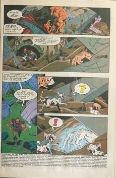 Extrait de Ravage 2099 (Marvel comics - 1992) -6- Dogfight Over NYC!