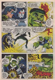 Extrait de Doom 2099 (Marvel comics - 1993) -6- The Face of Doom 2099