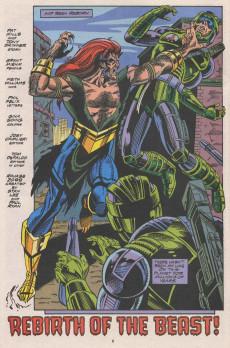 Extrait de Ravage 2099 (Marvel comics - 1992) -10- In Your Face!
