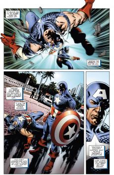 Extrait de Captain America (Marvel Deluxe - 2019) -2- Un nouveau monde