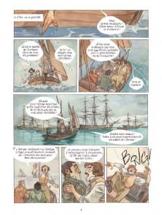 Extrait de Les naufragés de la Méduse