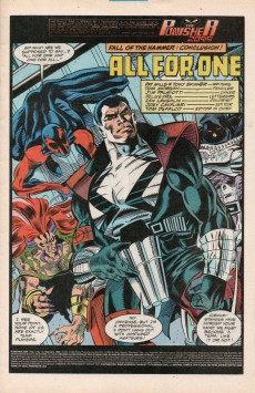 Extrait de Punisher 2099 (Marvel comics - 1993) -13- The Fall of the Hammer part 5 of 5