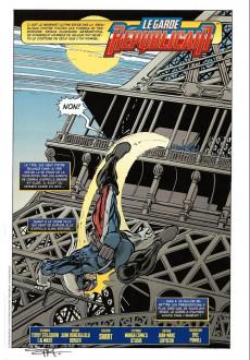 Extrait de Le garde républicain -1ES- Tome 1 Édition spéciale Comics Shops