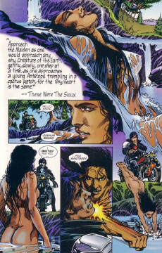 Extrait de Shaman's Tears (Image Comics - 1993) -1- Warcry