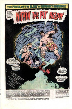 Extrait de Hercules Unbound (DC Comics - 1975) -3- Issue # 3