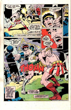 Extrait de Hercules Unbound (DC Comics - 1975) -6- Issue # 6