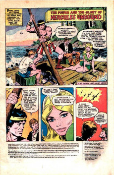 Extrait de Hercules Unbound (DC Comics - 1975) -8- Issue # 8