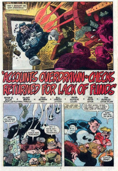Extrait de What the..?! (Marvel comics - 1988) -1- ...When Titans Tussle!