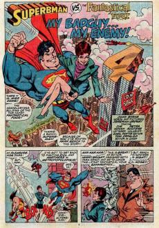 Extrait de What the..?! (Marvel comics - 1988) -2- Superbman vs. the Fantastical Four