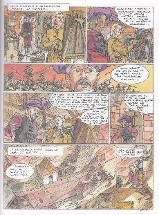 Extrait de La seigneurerie des Fleckenstein -1- L'Imprimeur