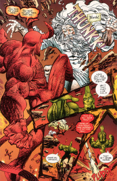 Extrait de Savage Dragon Vol.2 (The) (Image comics - 1993) -31- God vs The Devil