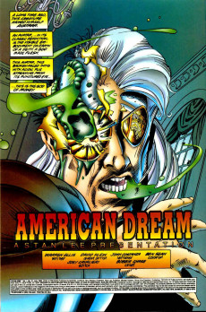 Extrait de Doom 2099 (Marvel comics - 1993) -31- American Dream