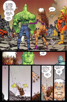 Extrait de Savage Dragon Vol.2 (The) (Image comics - 1993) -38- Issue #38