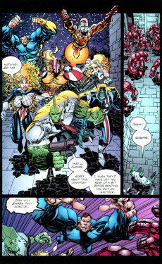 Extrait de Savage Dragon Vol.2 (The) (Image comics - 1993) -47- Issue #47