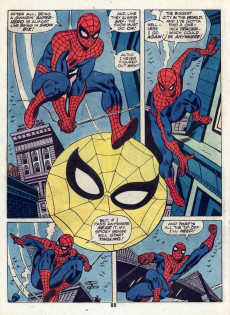 Extrait de Marvel Treasury Edition (Marvel Comics - 1974) -1- Issue # 1