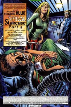 Extrait de Incredible Hulk (The) (Marvel comics - 2000) -30504- Spiral Staircase-Part 1