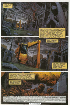 Extrait de Incredible Hulk (The) (Marvel comics - 2000) -31505- Spiral Staircase-Part 2
