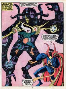 Extrait de Marvel Treasury Edition (Marvel Comics - 1974) -6- Issue # 6