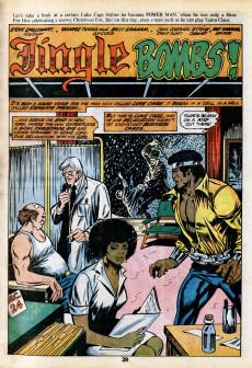 Extrait de Marvel Treasury Edition (Marvel Comics - 1974) -8- Giant Superhero Holiday Grab Bag