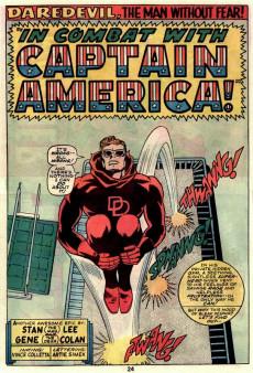 Extrait de Marvel Treasury Edition (Marvel Comics - 1974) -9- Giant Superhero Team-Up