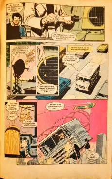 Extrait de Adventures of the Outsiders (DC comics - 1986) -40- Nuclear Fear Part II - Family Ties