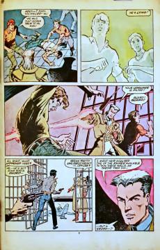 Extrait de Justice (Marvel Comics - 1986) -2- Land of other Shadows