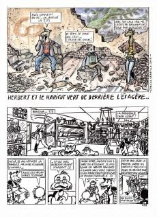 Extrait de Herbert le Dromadaire -4- Comment en est-on arrivé là ?