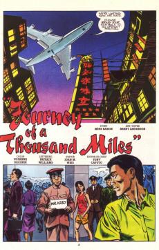 Extrait de Kato of the Green Hornet (NOW Comics - 1991) -1- Issue # 1