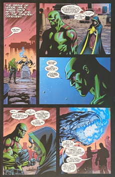 Extrait de Guardians of the Galaxy (2008) -1- Issue #1
